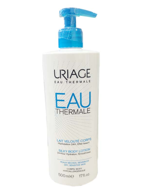 URIAGE EAU THERMAL LAIT VELOUTE CORPS 500 ML