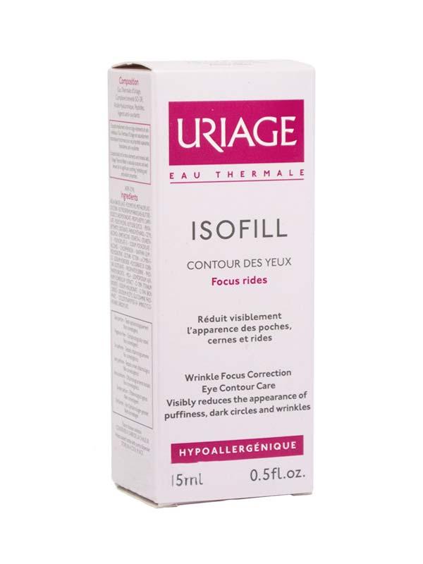 URIAGE ISOFILL CREMA CONTORNO OCCHI 15 ML