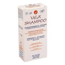 VEA SHAMPOO ANTIFORFORA - OLIO SHAMPOO - 125 ML