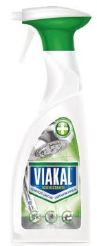 VIAKAL IGIENIZZANTE SPRAY 500 ML