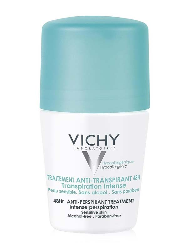 VICHY DEODORANTE ROLL ON ANTITRASPIRANTE INTENSO 48h 50 ML