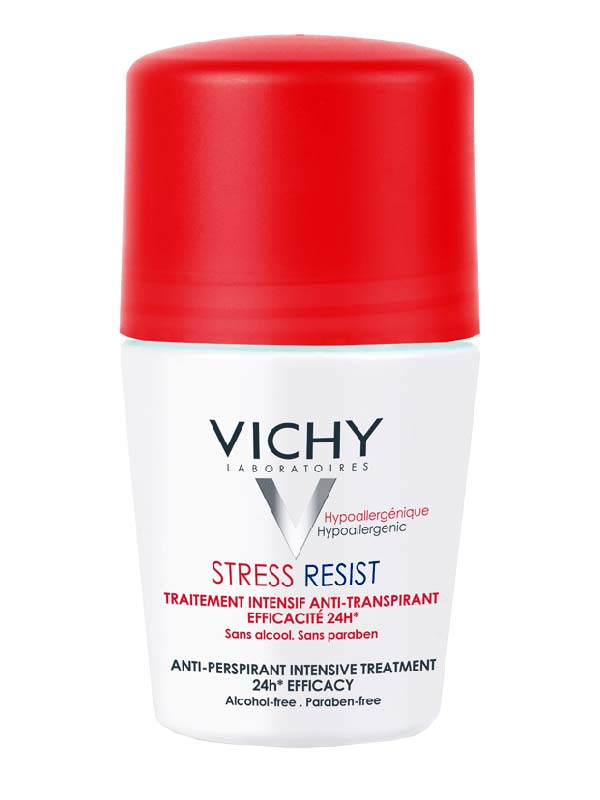 VICHY DEODORANTE ROLL ON STRESS RESIST 72h 50 ML