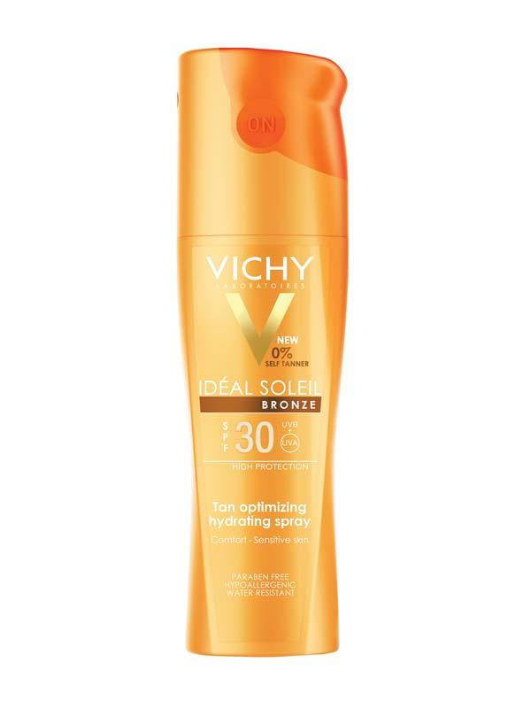 VICHY IDEAL SOLEIL BRONZE SPRAY IDRATANTE SPF 30 200 ML