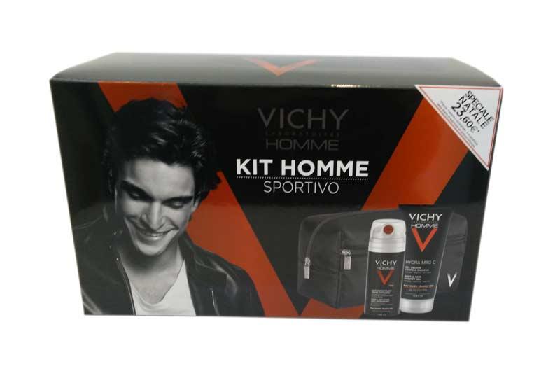 VICHY KIT HOMME SPORTIVO