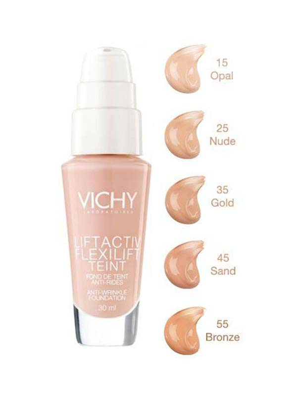 VICHY LIFTACTIV FLEXILIFT TEINT N 35 GOLD 30 ML