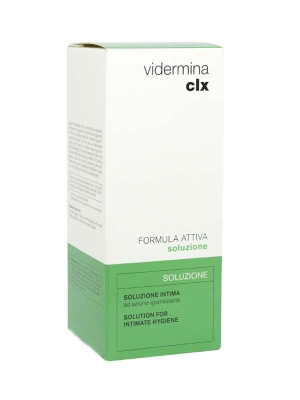 VIDERMINA® CLX SOLUZIONE RINFRESCANTE 500 ML