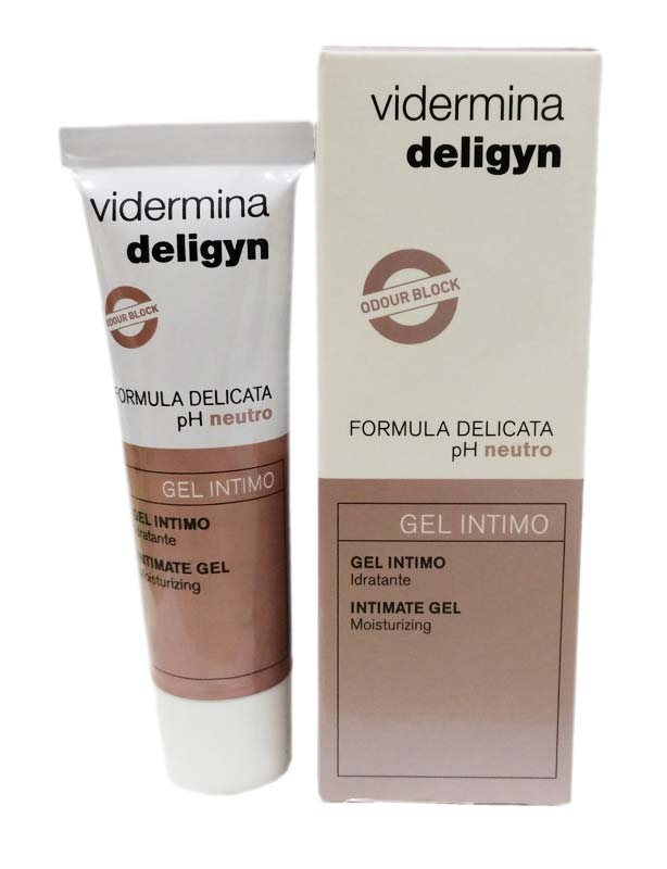 VIDERMINA DELIGYN GEL INTIMO FORMULA DELICATA PH NEUTRO 30 ML