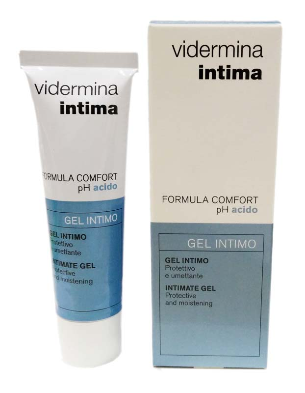 VIDERMINA INTIMA GEL INTIMO pH ACIDO 30 ML