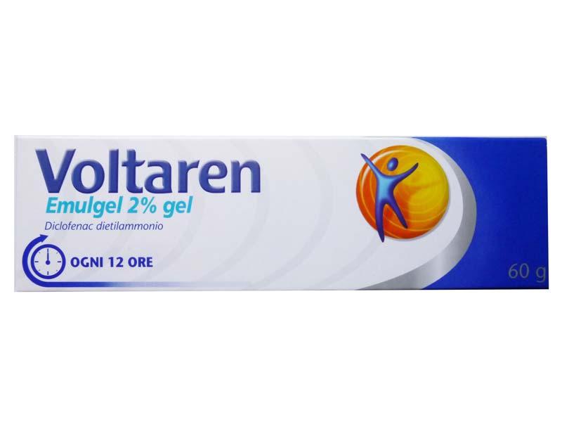 VOLTAREN EMULGEL 2% GEL 60 G