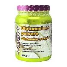 WATT GLUTAMMINA+ POLVERE - INTEGRATORE ALIMENTARE DI L-GLUTAMMINA - 300 G
