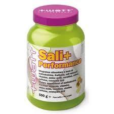 WATT SALI+ PERFORMANCE - INTEGRATORE ALIMENTARE IN POLVERE GUSTO LIMONE - 500 G