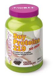 WATT SOY PROTEINS 219 - PROTEINE ISOLATE DI SOIA - GUSTO CACAO - 250 G
