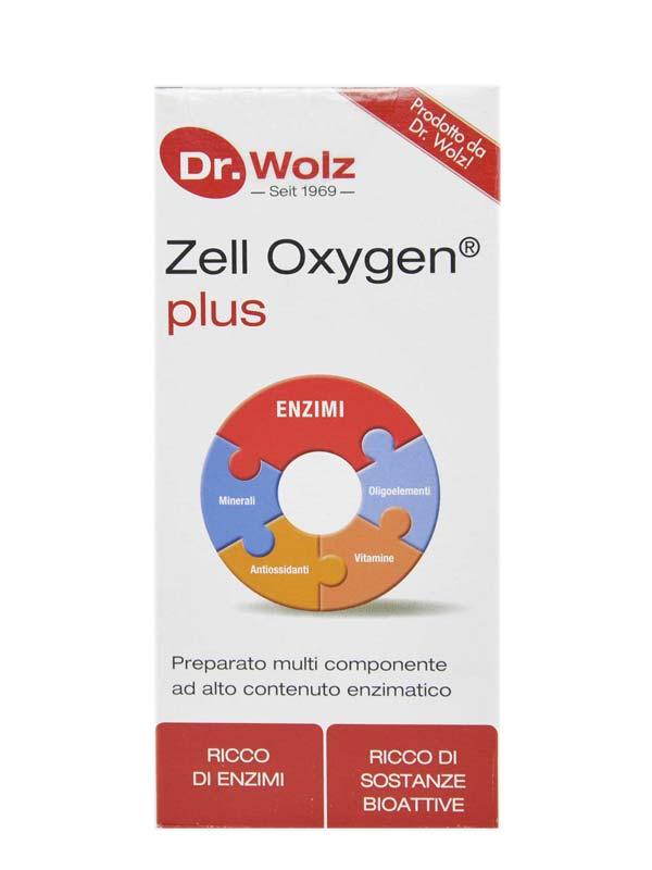 ZELL OXYGEN PLUS 250 ML