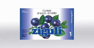 ZIGULI MIRTILLO 36 PALLINE