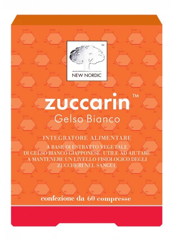 ZUCCARIN GELSO BIANCO 60 COMPRESSE