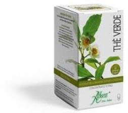 ABOCA THE VERDE CONCENTRATO TOTALE - INTEGRATORE ALIMENTARE - 50 OPERCOLI DA 500 MG
