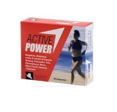 ACTIVE POWER INTEGRATORE ALIMENTARE ENERGETICO E TONIFICANTE - 45 COMPRESSE