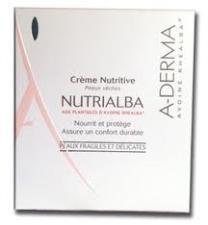 A-DERMA NUTRIALBA CREMA NUTRITIVA PELLI SECCHE 50 ml