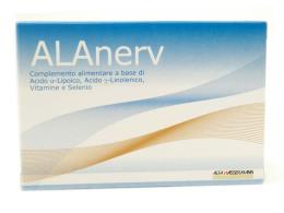 ALANERV 20 CAPSULE SOFTGEL DA 920 MG