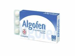 ALGOFEN 200MG - 12 COMPRESSE RIVESTITE
