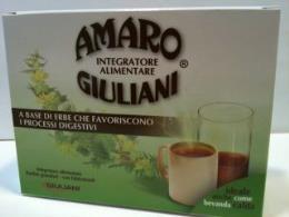AMARO GIULIANI INTEGRATORE GRANULARE BARATTOLO 120 gr
