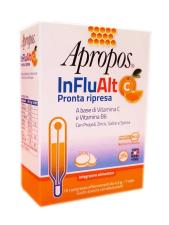 APROPOS® INFLUALT C 10 COMPRESSE EFFERVESCENTI