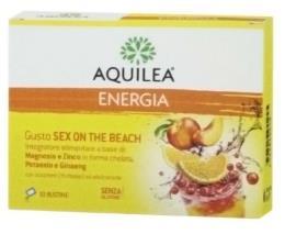 AQUILEA ENERGIA GUSTO SEX ON THE BEACH 10 BUSTINE