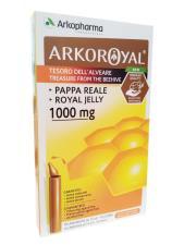 ARKO ROYAL PAPPA REALE TESORO DELL'ALVEARE 1000 MG 10 FLACONCINI DA 15 ML
