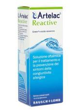 ARTELAC REACTIVE SOLUZIONE OFTALMICA 10 ML