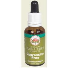 AUSTRALIAN BUSH FLOWER ESSENCES - OPPRESSION FREE - 30 ML