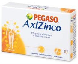 AXIZINCO 50 COMPRESSE