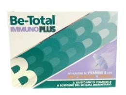 BE TOTAL IMMUNO PLUS 14 BUSTINE