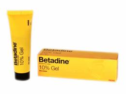 BETADINE 10% GEL - 100 G