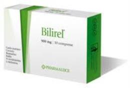 BILIREL 30 COMPRESSE