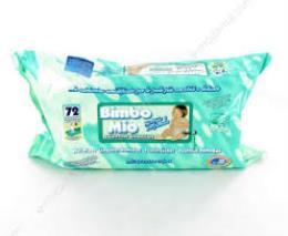 BIMBO MIO SALVIETTINE - 72 PEZZI