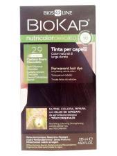 BIOKAP NUTRICOLOR DELICATO RAPID TINTA 2.9 CASTANO SCURO CIOCCOLATO 135 ML d220de21c52c