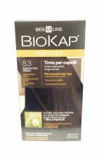BIOKAP NUTRICOLOR TINTA 5.3 CASTANO ORO CHIARO 140 ML