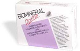 BIOMINERAL DONNA - INTEGRATORE ALIMENTARE CAPELLI - 30 COMPRESSE
