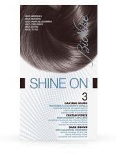BIONIKE SHINE ON TRATTAMENTO COLORANTE PER CAPELLI 3 CASTANO SCURO