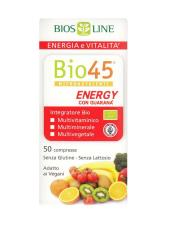 BIOS LINE BIO45 ENERGY 50 COMPRESSE