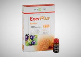 BIOS LINE ENERPLUS JUNIOR - 12 FLACONCINI DA 10 ML
