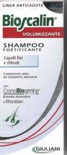 BIOSCALIN Shampoo volumizzante capelli sfibrati 200 ml con cronobiogenina