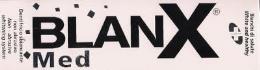 BLANX® MED DENTIBIANCHI DENTIFRICIO SBIANCANTE 100 ML