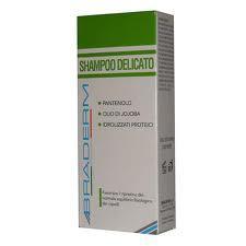 BRADERM SHAMPOO DELICATO 200 ml