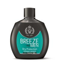 BREEZE DEODORANTE PROFUMATO - MAN DRY PROTECTION - 100 ML