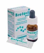 BREFOVIL INTEGRATORE ALIMENTARE DI PROBIOTICI UTILE IN CASO DI DIARREA ACUTA INFETTIVA - 10 ML + 1 BUSTINA