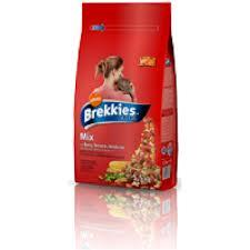 BREKKIES CAT MIX MANZO E VITELLO GR.1500 - 6 CONFEZIONI