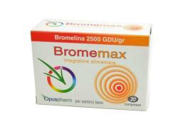BROMEMAX 20 COMPRESSE DA 850 G