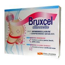 BRUXCEL PANTY KILOCAL RIMODELLANTE TAGLIA L