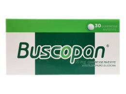 BUSCOPAN 10 MG 30 COMPRESSE RIVESTITE